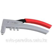 Заклепочник с самозахватом, усиленный для алюминиевых заклепок Зубр 31193 (2,4-3,2-4-4,8мм)