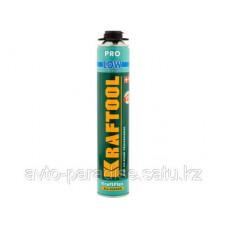 Монтажная пена полиуретановая профессиональная KRAFTFLEX PREMIUM PRO LOW (800 мл; SVS) KRAFTOOL 41181_z01