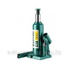 Домкрат гидравлический бутылочный Kraftool Kraft-Lift  (4 т, 206-393 мм, сварной)